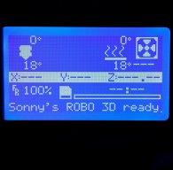 Sonny's Robo3D